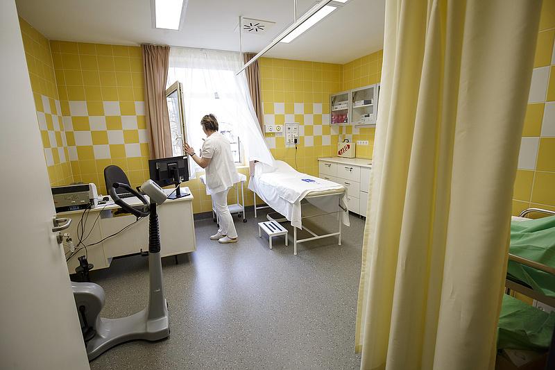 Egy órás mentőzés vár a betegekre a zalaegerszegi traumatológia felmondásai miatt