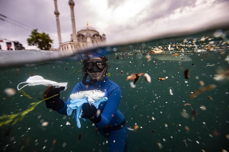 Kiábrándító számok a Földközi-tengerről: sokkal több a szemét