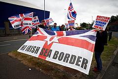 London új észak-írországi protokollra tesz javaslatot