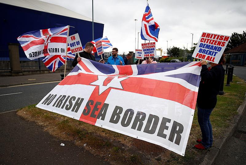 Feszült a brit kormány és az Európai Unió viszonya