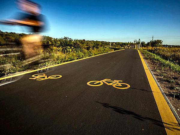 Több, kerékpárszállításra alkalmas vasúti kocsi indul az őszi szünetben