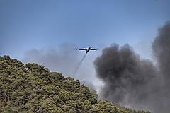 Turistákat is menteni kell a török tűzvész miatt