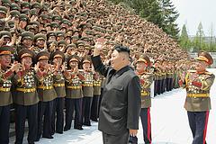 Újabb titokkal teszteli a külvilágot Észak-Korea