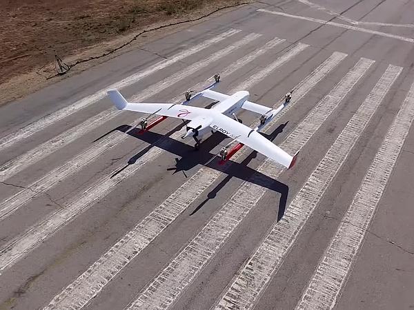 Újabb tőkebevonáson van túl a szállítmányozó drón