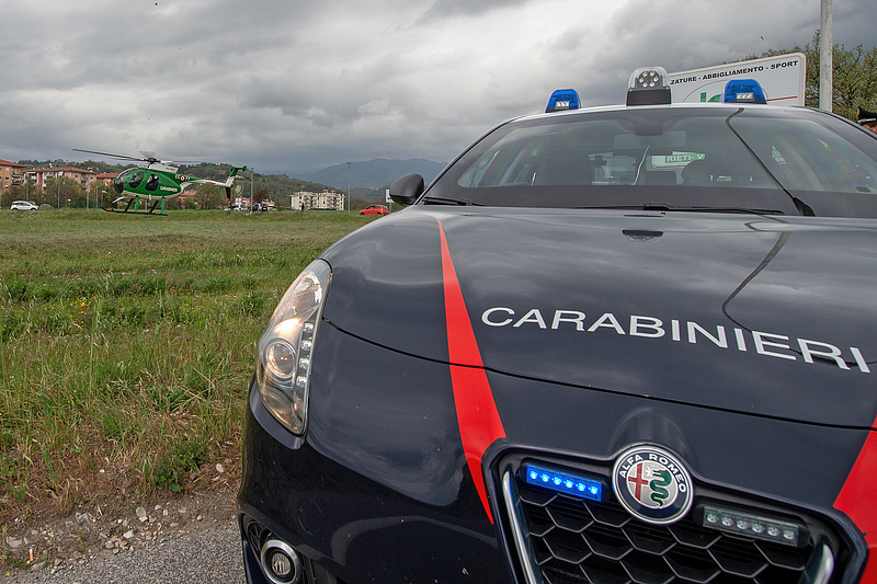 Letartóztatták a 70 éves nőt, aki a nápolyi maffia egyik vezére