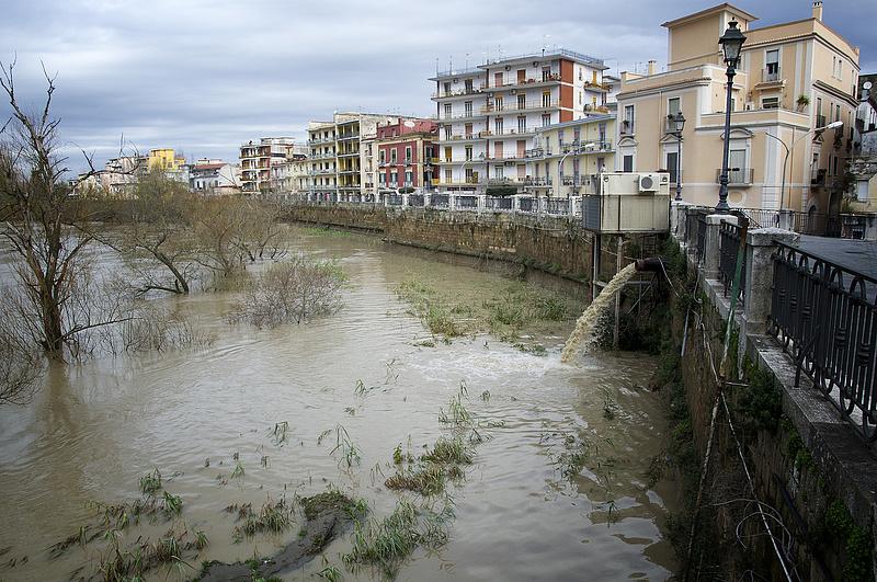 Természeti csapások sora pusztítja Olaszországot