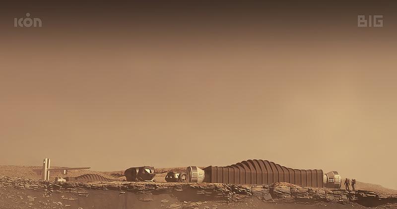 A NASA nyomtatott házakkal készül a Mars kolonizálására