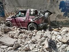 Tovább nőtt a haiti földrengés áldozatainak száma