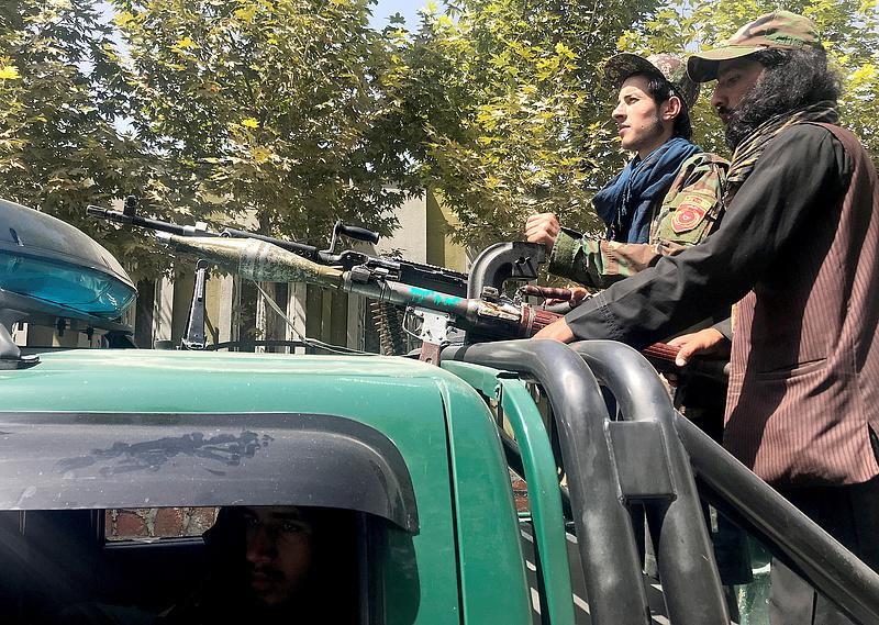 Kína az USA-val egyeztetett az afgán helyzetről
