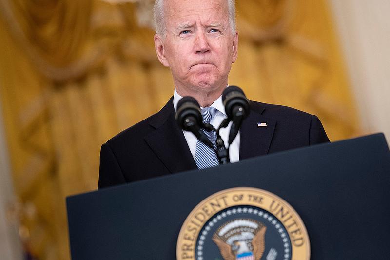 Afganisztáni kivonulás: Biden elismerte, nem erre számítottak