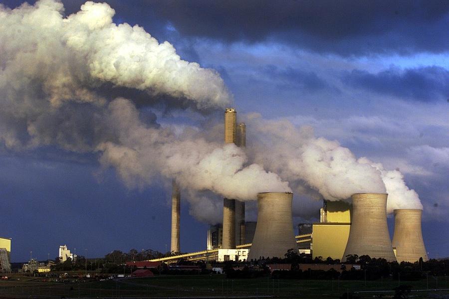 A Loy Yang A szénerőmű Viktória államban