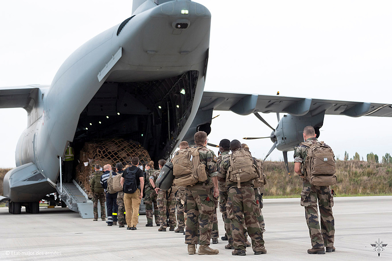 Hamarosan Budapestre érkezik az afgán mentőakcióban résztvevő első repülőgép