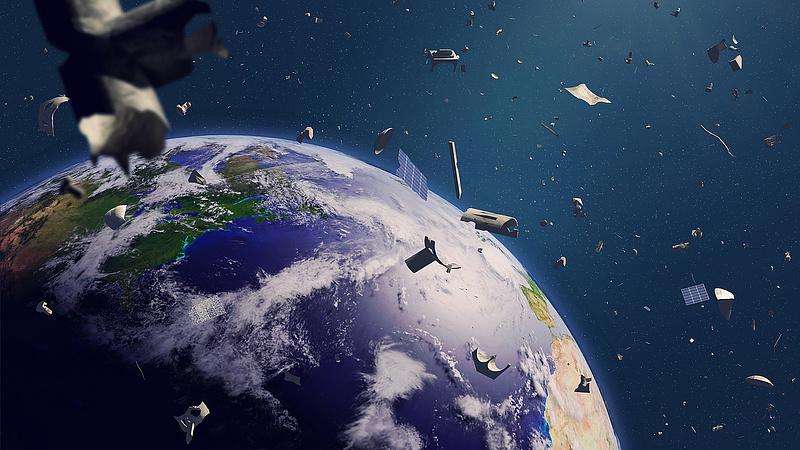 Kínai kémműholdnak csapódott egy orosz rakétafokozat