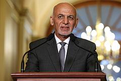 Az Egyesült Arab Emírségek fogadta be az afgán elnököt