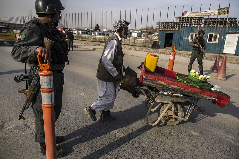 A tálibok közelednének Németországhoz