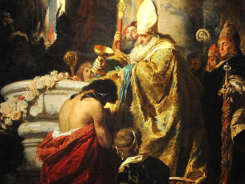 Szent István király nem csak államot, adókat is alapított