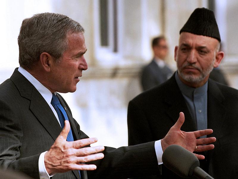 Régi-új elnöke lehet Afganisztánnak, a volt Amerika-barát Hamid Karzai – Napi.hu
