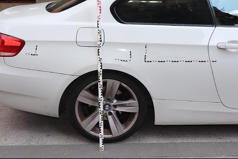 Autókat rongált meg egy kamasz az V. kerületben