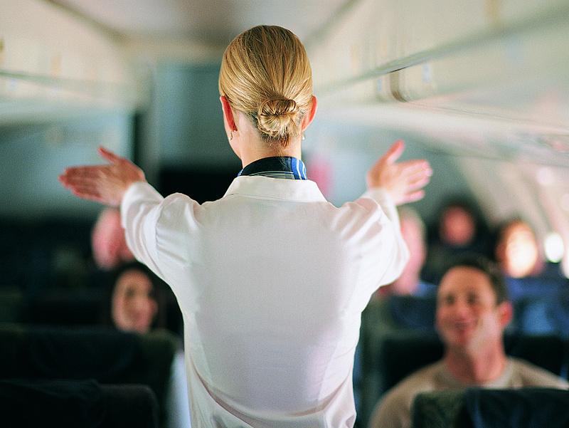 Egy agresszív kisebbség pokollá teszi a légi utazást