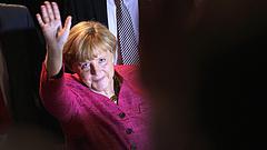 Merkelnek elege lett a politikai darálóból