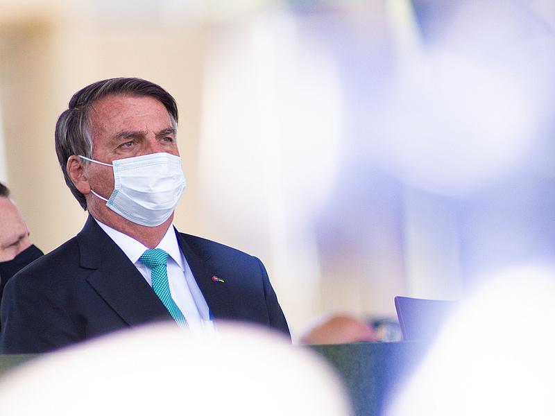 Bolsonaro: vagy megválasztanak újra, vagy letartóztatnak, vagy meghalok