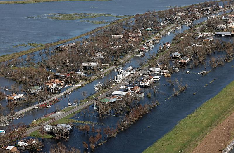 Újabb természeti katasztrófa fenyeget az amerikai hurrikán után