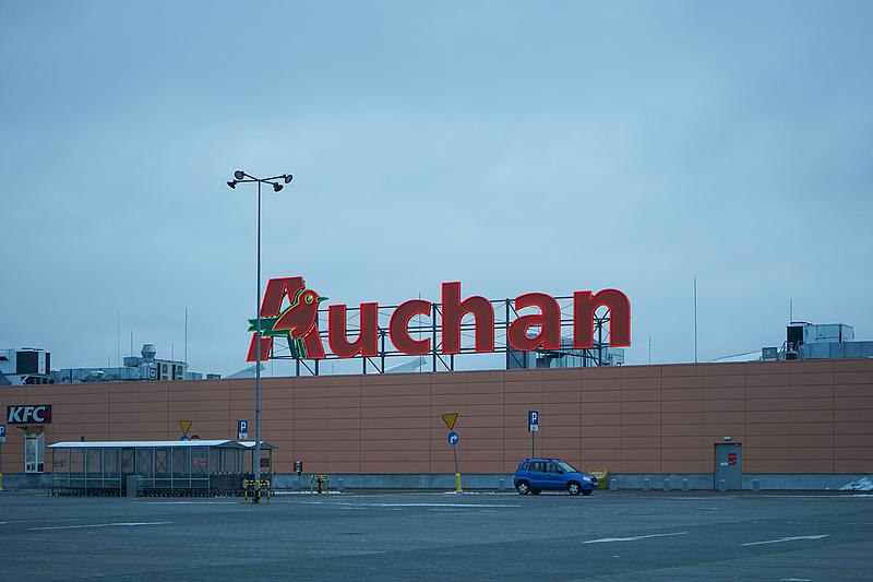 Magyar kisebbségi befektető jelenhet meg az Auchanban
