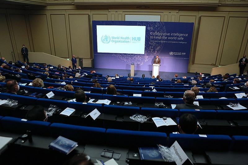 Már a következő világjárványra készül a WHO az új központjával