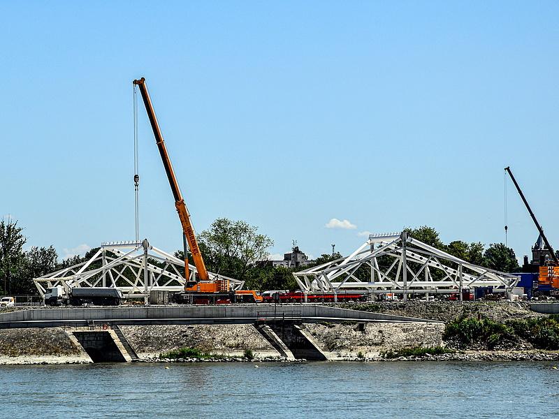 Nagy iszapkotrást is terveznek a Ráckevei Duna-ágon az építkezések miatt