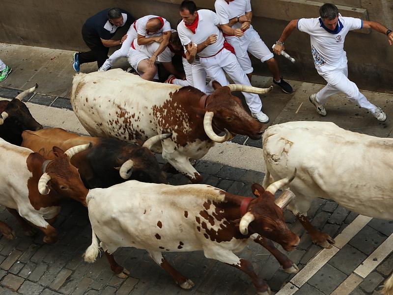 Újra volt bikafuttatás, a spanyolok megosztottak a kérdésben