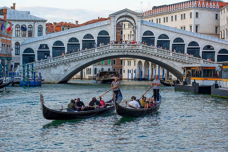 Hét év kellett Velence jelképének újjászületéséhez