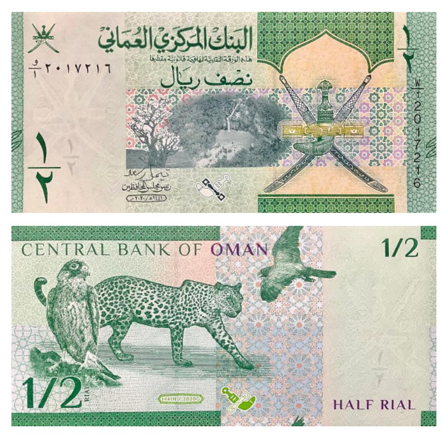The Omani is semi-real