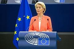 Globális nagypályára vinné az Európai Uniót Ursula von der Leyen