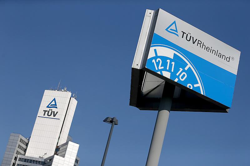 Új laborba költözik a TÜV Rheinland