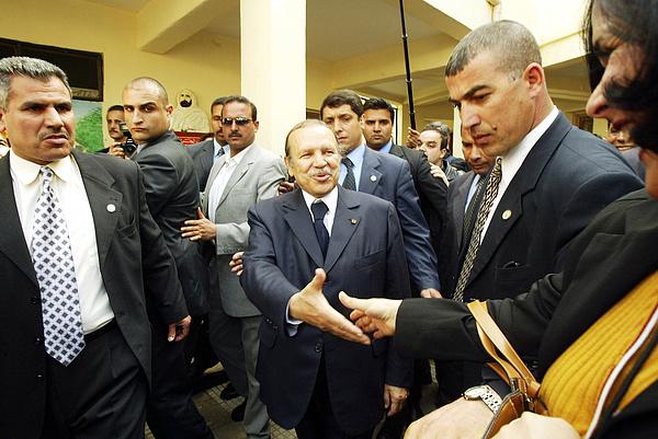 Meghalt Abdel-Azíz Buteflika