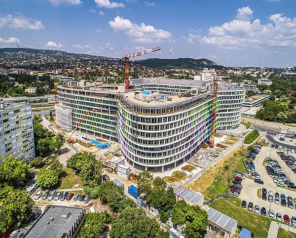 Az MKB finanszírozza a Futureal irodaprojektjének harmadik ütemét