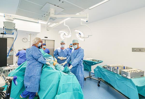 Új magánklinika nyílt Budapesten