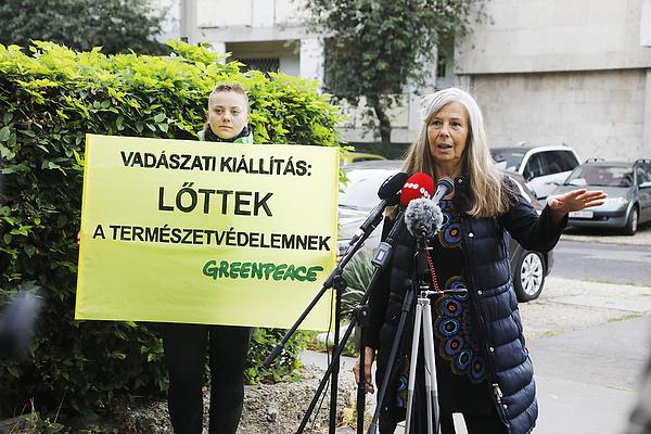 Greenpeace: Tíz nemzeti park összesen a felét sem kapja annak, amit a kormány a vadászati kiállításba öl