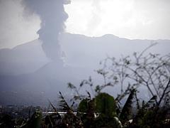 Komoly pusztítást végzett a vulkán La Palma szigetén