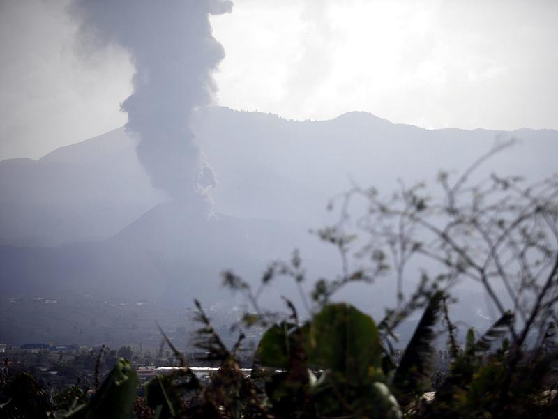 Egyhamar nem csitul el a vulkán La Palmán