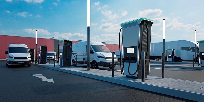 Három perc alatt 100 kilométerre elég áramot ad le az új e-autós töltő