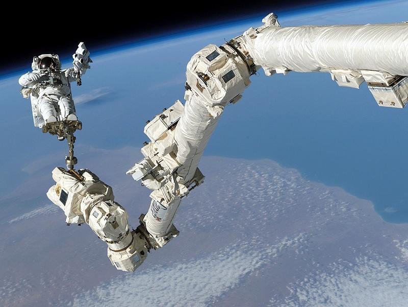 Az űrben forgatnak filmet az oroszok