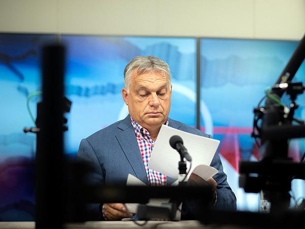 Orbán Viktor is megkapta a harmadik oltást