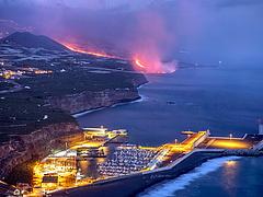 Házakat, utcákat, ültetvényeket pusztít el a forró láva a Kanári-szigeten