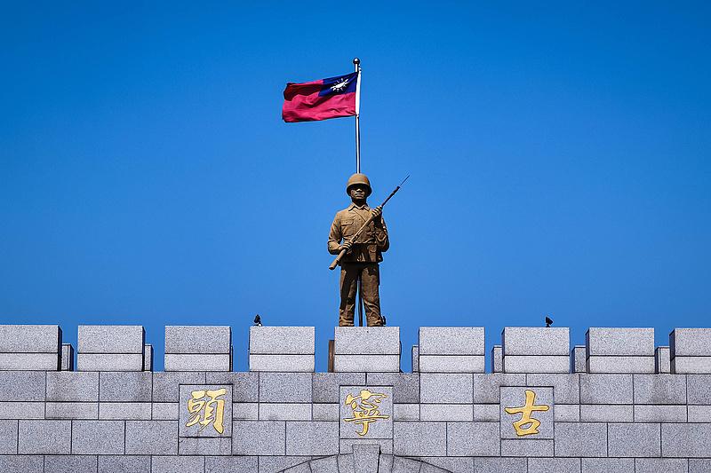 Tajvant 2025-re lerohanhatja Kína az ország védelmi minisztere szerint