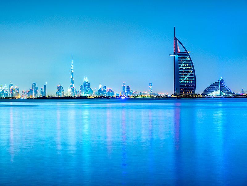Most 34 ezer forintért benézhet Dubaj legelegánsabb szállodájába