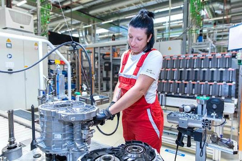 Újabb határt lépett át a győri Audi-gyár