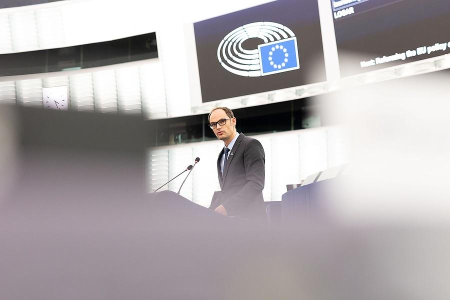Anže Logar szlovén külügyminiszter
