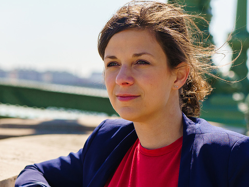Orosz Anna veszi át a Momemtum vezetését