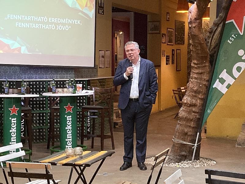 A legzöldebb sörgyártó lenne a Heineken